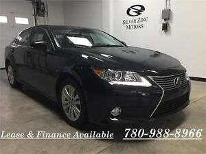 2013 Lexus ES350, Navi,B.cam, touring pkg, low kms, remote start