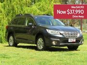 2017 Subaru Outback B6A MY17 2.0D CVT AWD Grey 7 Speed Constant Variable Wagon Hahndorf Mount Barker Area Preview