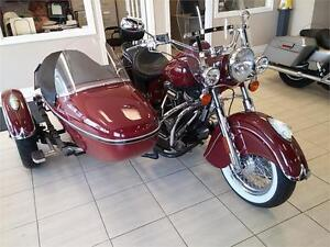 INDIAN LEGEND WITH SIDE CAR TO MATCH