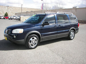 2006 pontiac montana sv6 for parts or repair  trans included