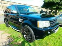 2007 56'reg Land Rover Range Rover Sport 3.6TD V8 HSE AUTO **SPARES OR REPAIRS**