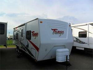 2009 30 FT PACIFIC COACHWORKS TANGO 299BHS TRAVEL TRAILER