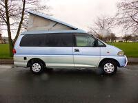 1999 T'reg Mitsubishi Delica/Like Mazda Bongo*2.5 TD Auto *Full Side Conversion*