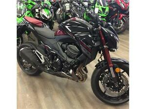 BRAND NEW 2016 KAWASAKI Z800 DEMO!!!