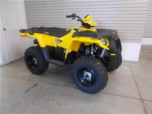 POLARIS SPORTSMAN 570 USAGE