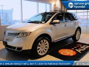 2013 Lincoln MKX LEATHER NAV ROOF CAMERA