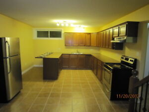 Graniteville lower 2 bdrm in newer bungalow