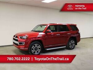 2019 Toyota 4Runner LIMITED 7 PASSENGER; SHOWROOM SPECIAL!!! LEA