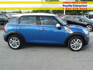 2012 MINI Cooper Countryman PANORAMIC ROOF 4 DOOR
