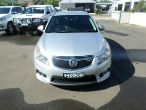 2012 Holden Cruze JH Series II MY12 SRi-V Silver 6 Speed Manual Sedan Young Young Area Preview
