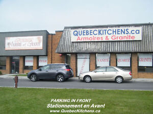 Wood Vanities On Sale With Granite Countertops @ QuebecKitchens West Island Greater Montréal image 10