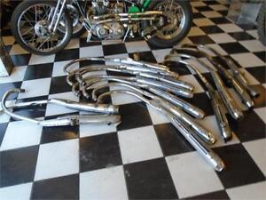 Lot of CB 750 Exhaust