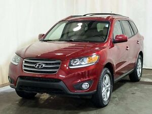 2012 Hyundai Santa Fe Limited 3.5 AWD Leather Bluetooth Sunroof