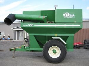 EZ Trail 500 Grain Cart Cambridge Kitchener Area image 4