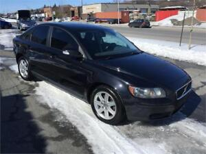 2007 Volvo S40/TOIT/MAGS/AC/CRUISE CONTROL/FULL ELECTRIQUE
