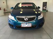 2012 Holden Cruze JH Series II MY13 Equipe Green 6 Speed Sports Automatic Sedan Lilydale Yarra Ranges Preview
