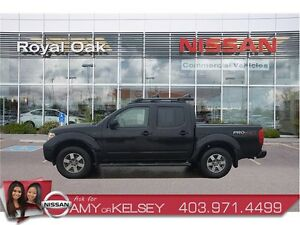 2012 Nissan Frontier PRO-4X **LOTS OF EXTRAS**