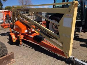 Boom Lift JLG Electric Trailing 6 metre Malaga Swan Area Preview