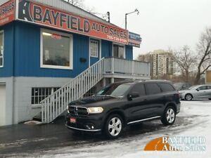 2015 Dodge Durango SXT AWD V6 **7 Passenger/Bluetooth**
