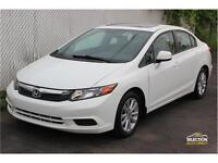 2012 Honda Berline Civic EX-L  NAVIGATION