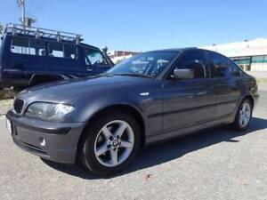 2003 BMW 318i Automatic Sedan Wangara Wanneroo Area Preview