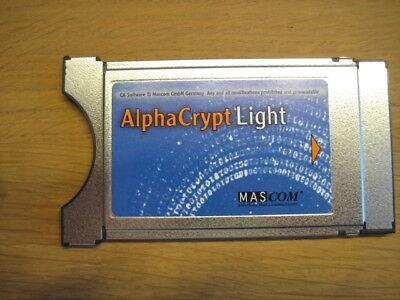 Alphacrypt Light CI Modul R2.2 mit One4All 2.50 für HDTV Sky V13 /V14 /V15