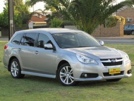 2013 Subaru Liberty B5 MY13 2.5i Lineartronic AWD Silver 6 Speed Constant Variable Wagon Hendon Charles Sturt Area Preview