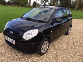 2009 (59) Kia Picanto 1.1 Strike 5 Dr Manual 1 LADY OWNER IMMACULATE CONDITION