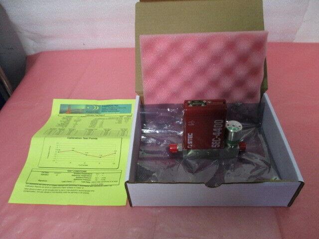 STEC SEC-4400M Mass Flow Controller, MFC, He, 10 SCCM, SEC-4400, 424789