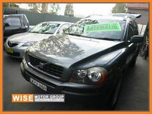 2006 Volvo XC90 P28 MY06 Lifestyle T Grey 5 Speed Sports Automatic Wagon Granville Parramatta Area Preview