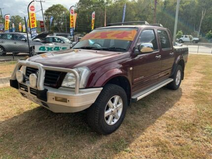 2003 Holden Rodeo RA LT (4x4) 5 Speed Manual Crew Cab Pickup Clontarf Redcliffe Area Preview