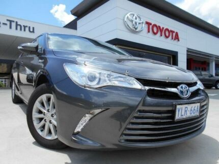 2017 Toyota Camry AVV50R MY16 Altise Hybrid Grey Continuous Variable Sedan