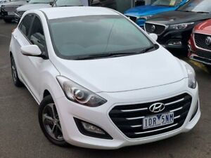 2016 Hyundai i30 White Sports Automatic Dual Clutch Hatchback Hoppers Crossing Wyndham Area Preview
