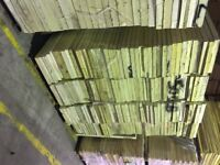 Insulation Boards Seconds 50ml cav bats @ £5.00 each