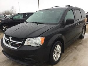 2015 Dodge Grand Caravan SXT *Quads/B.Cam/DVD