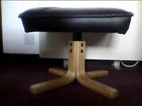 Danish footstool