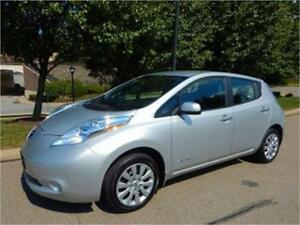 2013 Nissan Leaf S ONLY 2,439 MILES!