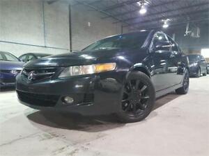 2007 Acura TSX TOIT/CUIR/CRUISE/BLUETH/AUX/BANC CHAUFF/BAS KILO!