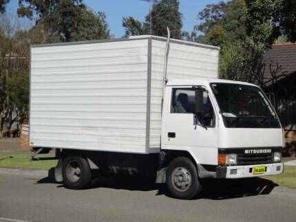 $70/hr Cheapest Truck Removalist Office Home Rubbish Pick up Ryde Ryde Area Preview