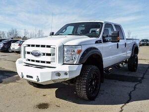 2012 Ford F-350 LIFTED! XLT 4x4 SD Crew Cab 8 ft. box 156 in. WB Edmonton Edmonton Area image 6