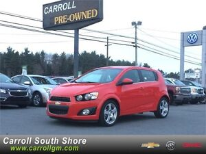 2016 Chevrolet Sonic LT Turbo