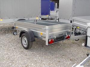 Pkw Anhänger NEU stabil 750kg Ladefläche 2,06x1,11m 13 Zoll Räder TOP