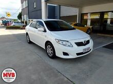 2007 Toyota Corolla ZRE152R Ascent White 4 Speed Automatic Sedan Ascot Brisbane North East Preview