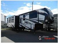 ACT NOW AND SAVE ON YOUR 2015 ROAD WARRIOR 425 TOY HAULER