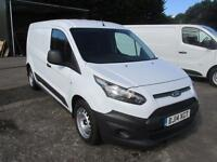 Ford Transit Connect 240 L2 1.6 Tdci 95Ps Van DIESEL MANUAL WHITE (2014)
