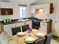 STUNNING BRAND NEW STATIC CARAVAN FOR SALE COOPERS BEACH, MERSEA ISLAND, ESSEX ***2018 FEES INCLUDED