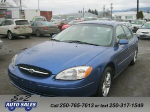 2003 Ford Taurus SE ONLY 61000 KM! NEW CONDITION!