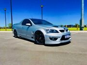 2012 Holden Special Vehicles Maloo V3 MY12 R8 Silver 6 Speed Manual Utility Beckenham Gosnells Area Preview