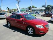2008 Toyota Aurion GSV40R AT-X Red 6 Speed Sports Automatic Sedan Bayswater Bayswater Area Preview
