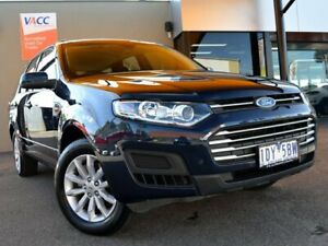 2014 Ford Territory SZ MkII TX Seq Sport Shift Blue 6 Speed Sports Automatic Wagon Fawkner Moreland Area Preview